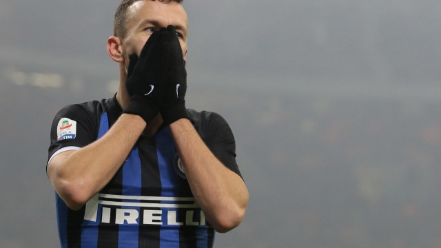 Article thumbnail: He might be a talented player, but Ivan Perisic seems like a questionable transfer target for Arsenal (Getty Images)