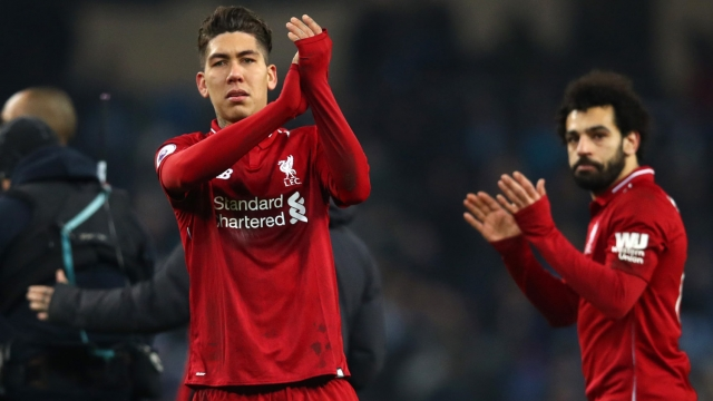 Liverpool are down but not out (Getty Images)
