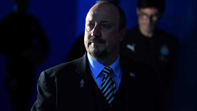 Rafa Benitez is in a tight spot at Newcastle (Getty Images)