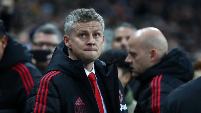 Six of the best: Ole Gunnar Solskjaer, interim manager of Manchester United, adds the scalp of Tottenham Hotspur to his list of successes (Photo by Clive Rose/Getty Images)