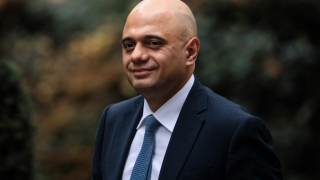 The knives are coming out for Sajid Javid, says Katy Balls (Jack Taylor/Getty Images)