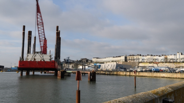 Seaborne Freight Thanet District Council cuts