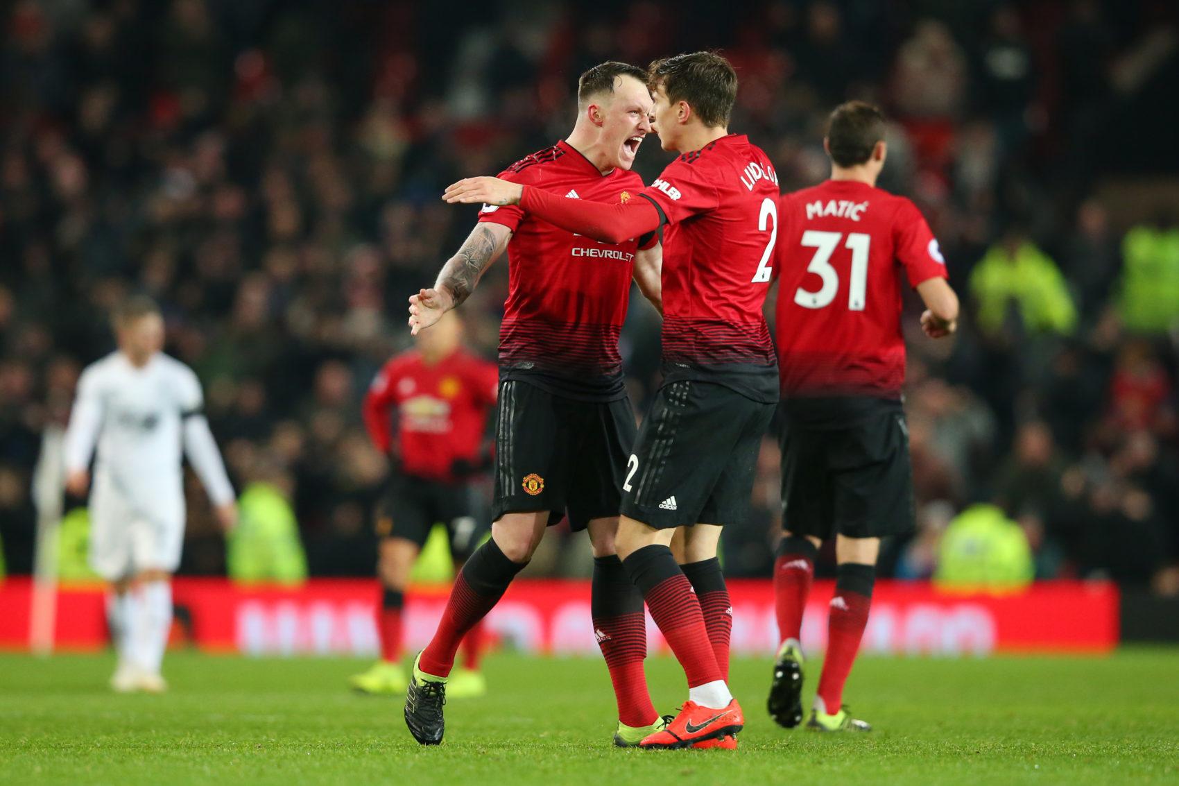 Manchester United vs Burnley: Players ratings as Solskjaer ...