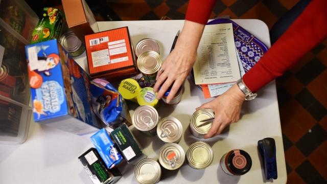 Food poverty survey