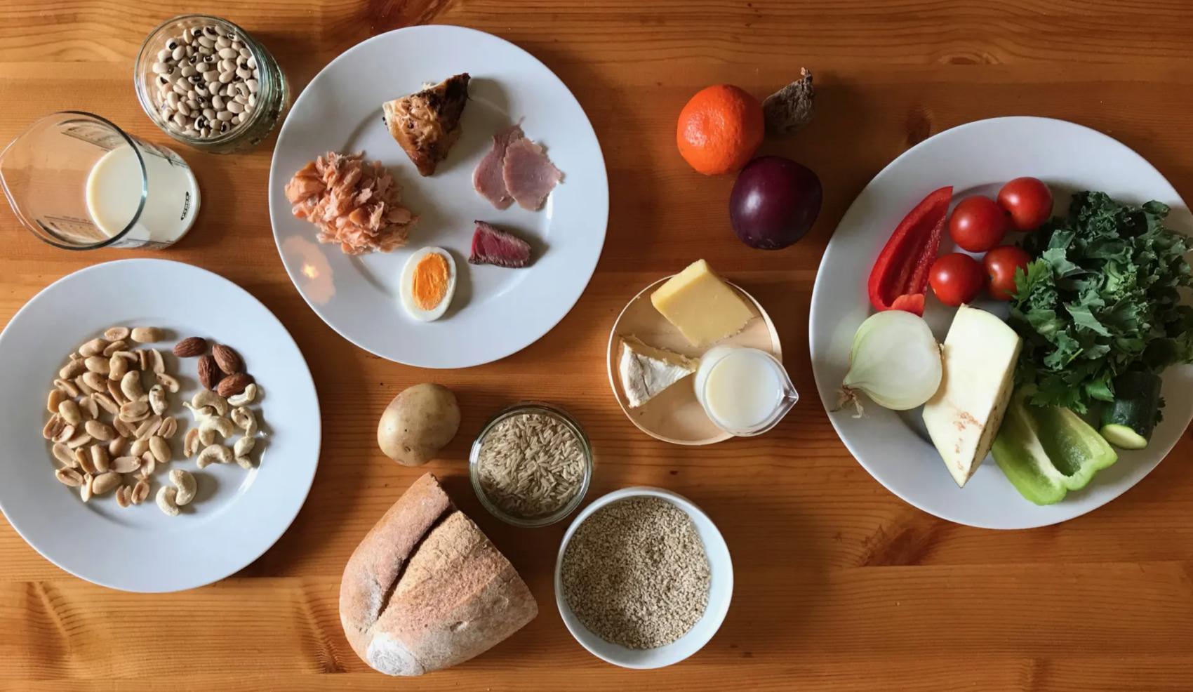planetary health diet menu plan