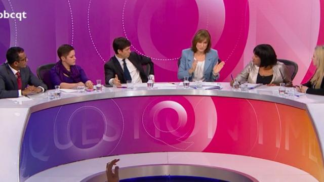 The panel (BBC)