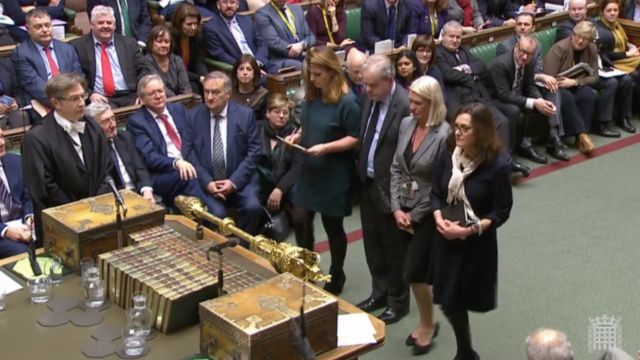 MPs have asserted greater control over the Brexit process (Photo: Parliament TV)