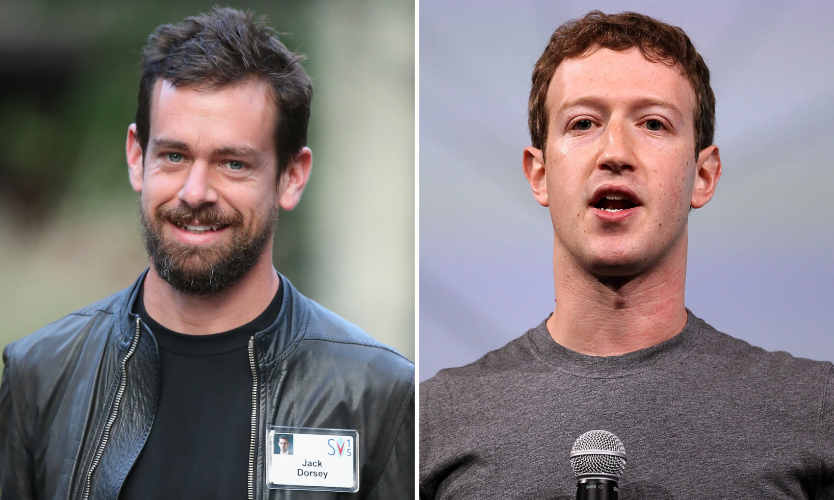Twitter Ceo Jack Dorsey Says Mark Zuckerberg Killed A Goat With A Laser Gun And Served It To Him Cold