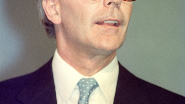 John Major faced a struggle to pass the Maastricht Treaty (Photo: PA)