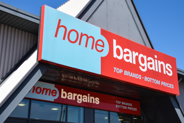Home Bargains has recently introduced a weekly 'quiet hour' for shoppers with autism (Photo: Shutterstock)