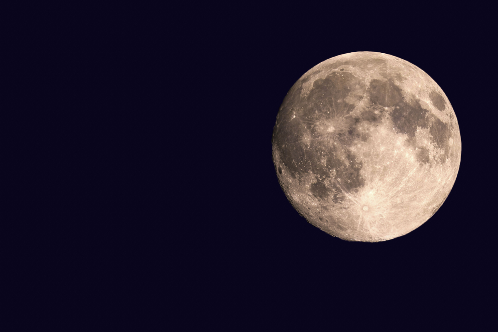 supermoon shutterstock