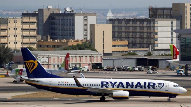 Ryanair pollution