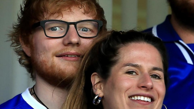 Ed Sheeran Married Cherry Seaborn In A Secret Wedding Ceremony Before Christmas