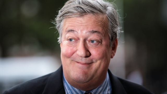 Actor and comedian Stephen Fry has written about his experience of having prostate cancer (Photo: Jack Taylor/Getty Images)