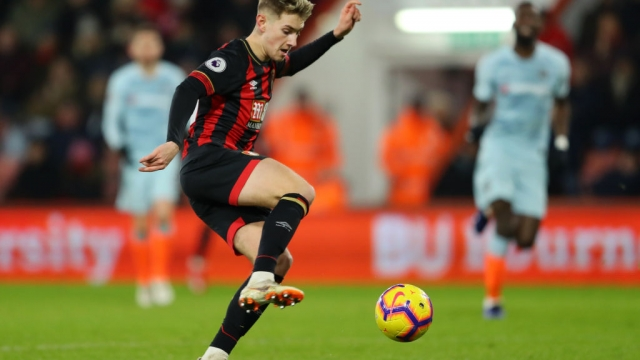 David Brooks was outstanding against Chelsea (Getty Images)