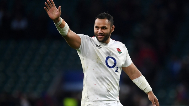 Billy Vunipola of England after the Six Nations win over France on 10 February 2019 (Getty Images)