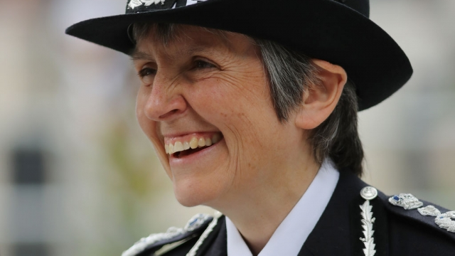 Metropolitan Police commissioner Cressida Dick writes: 'There are still not enough women in the Met' (Photo: Dan Kitwood/Getty Images)