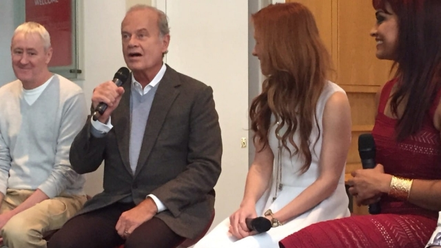 Frasier star Kelsey Grammer spoke about Brexit at launch of The Man of La Mancha