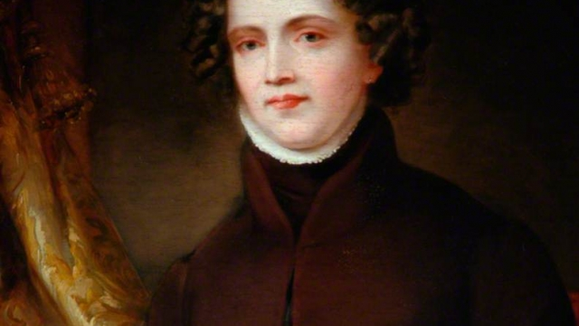 Anne Lister (Wikimedia Commons)