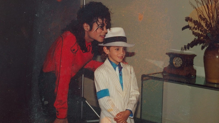 Leaving Neverland charged Michael Jackson with shocking claims of sexual abuse (Photo: Channel 4)