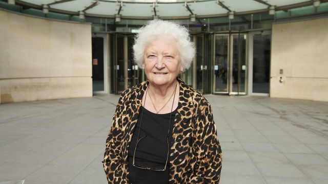 Maureen Childs, 80, loves watching documentaries on TV (Photo: Paul Meyler/Age UK)