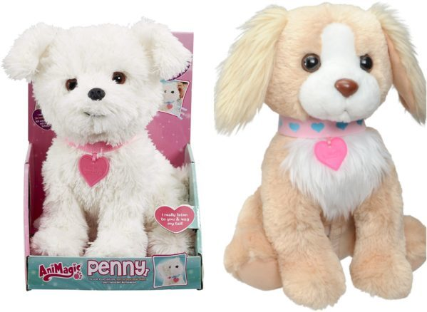 The My First Puppy toy was sold in a variety of large retailers