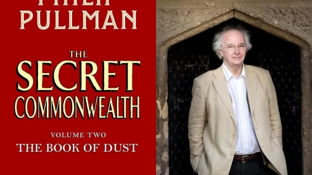 Sir Philip Pullman's latest book, The Secret Commonwealth, will be published in October. (Photo: Michael Leckie/PA)
