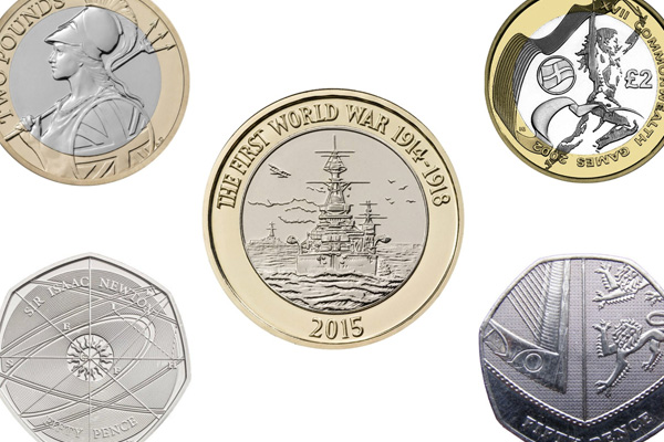 Mintage figures for some of the rarest coins have been revealed