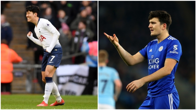 Heung-Min Son will find it a challenge to keep hitting the back of the net against an organised Leicester defence
