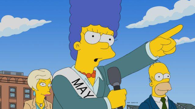 Marge Simpson (Photo: SEAC)