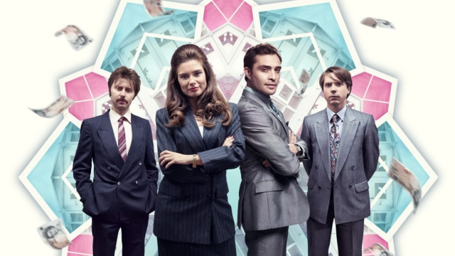 Ed Westwick returns to his role as Vincent Swan in the BBC Two drama White Gold (Photo: BBC)