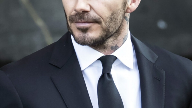 David Beckham pleaded guilty by post to driving his Bentley while using a mobile phone. He could receive points on his driving licence and a fine. (Photo: Danny Lawson/PA Wire)