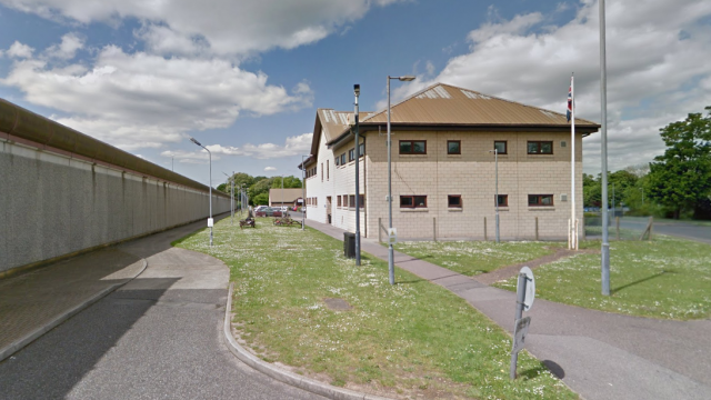 HM Prison Downside in Sutton is understood to be the first jail in Europe to separate trans inmates (Photo: Google)