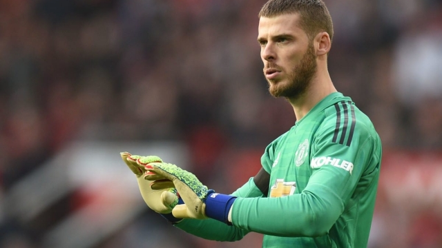 David de Gea, along with many of his fellow Premier League goalkeepers, could do with working on his game (Getty Images)
