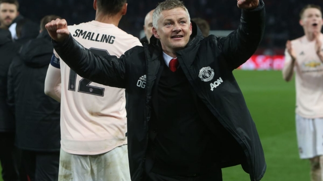Ole Gunnar Solskjaer is now the obvious choice to be permanent Manchester United manager (Getty Images)