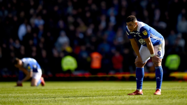 Birmingham City were deducted nine points last week for a breach of profitability and sustainability rules (Getty Images)