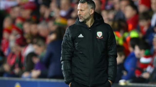 Giggs' record to date is neither terrible nor spectacular but it feels like the dizzying confidence of the Coleman era has dissipated (Getty Images)