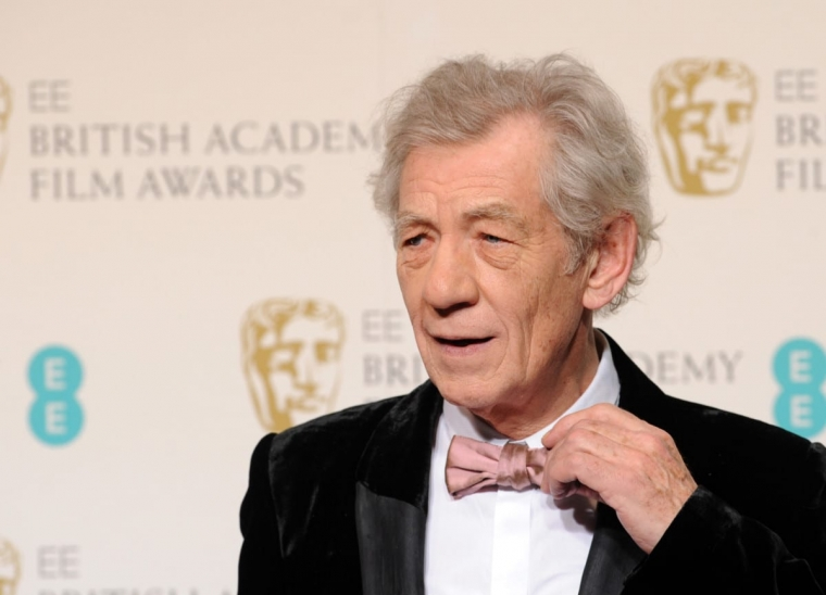 Sir Ian McKellen is also taking part (Photo: Stuart Wilson/Getty)