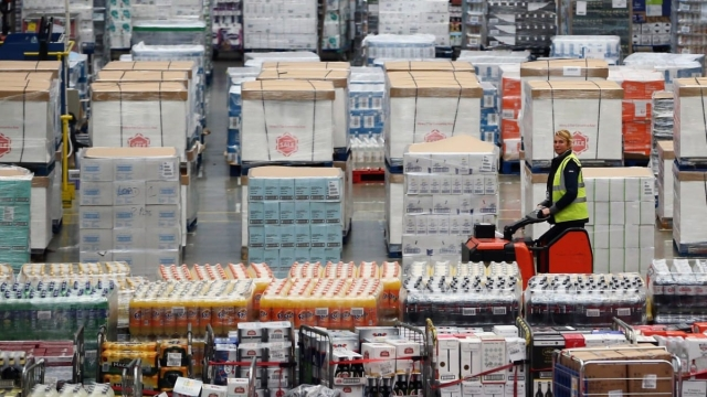 The operation has identified 12 areas at risk from a no-deal Brexit, including UK food supplies (Photo: Getty)