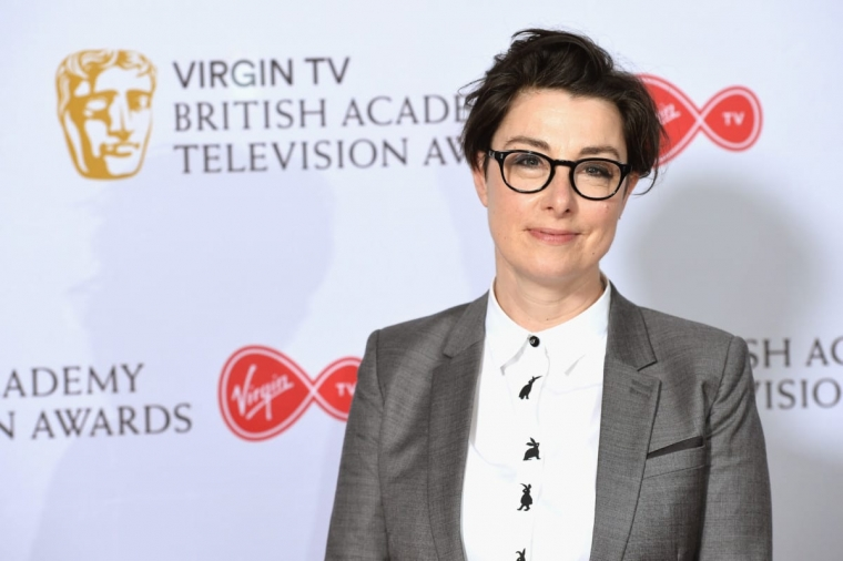 Sue Perkins has presented the ceremony for the past two years (Photo by Jeff Spicer/Getty Images)