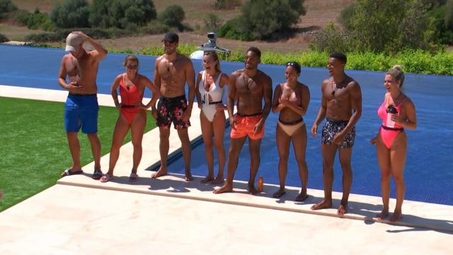 Last year's islanders on the ITV show (ITV)