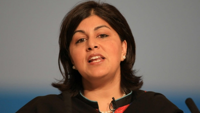 Baroness Warsi has hit out at Islamophobia within the Tory party (Photo: PA)