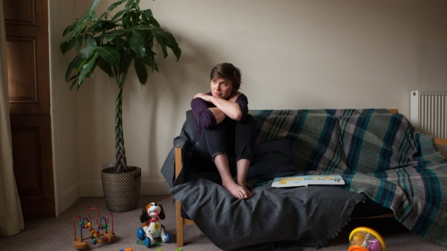 Economic abuse is often misunderstood but it is a key tactic used by perpetrators of domestic abuse to control their partner (Stock Picture: Laura Dodsworth for Scottish Women's Aid and Zero Tolerance)