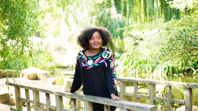 Susan Wokoma: 'I'm putting black women at the centre of everything'. Photo: Nicole Englemann