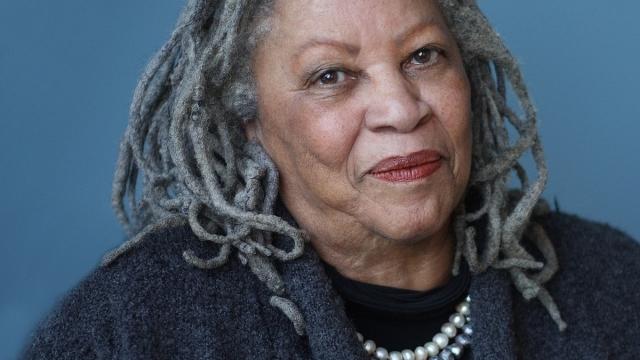 Toni Morrison. Photo: Michael Lionstar