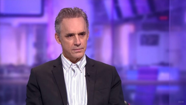 Jordan Peterson had hoped to research at the University of Cambridge