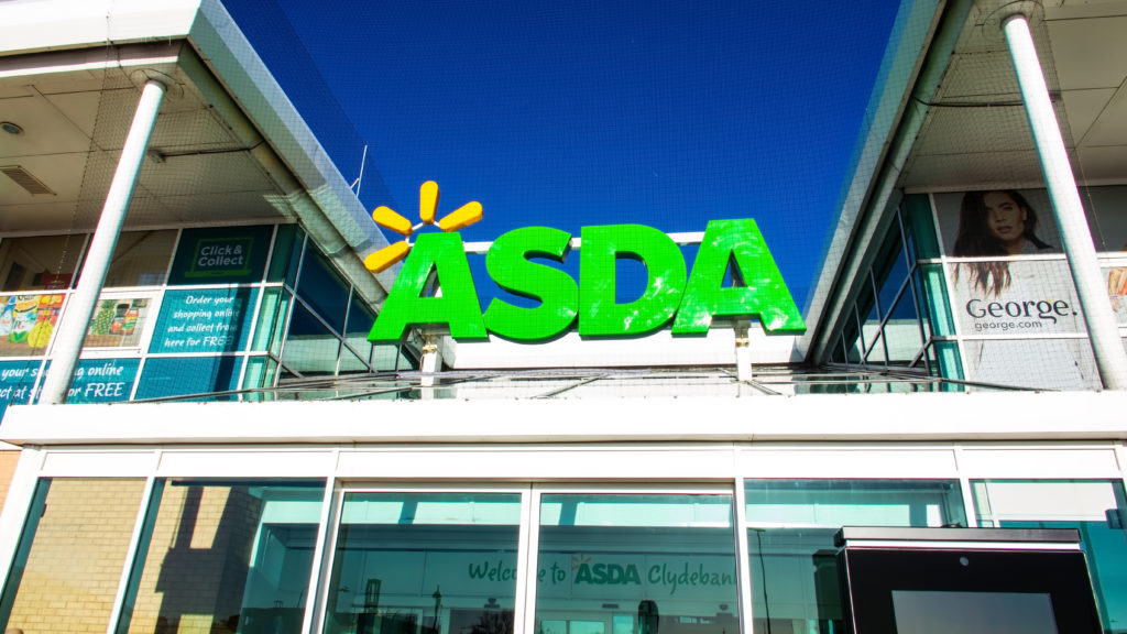 Asda's garlic and parsley butter fails to inform customers on its label that it could contain traces of peanuts (Photo: Shutterstock)