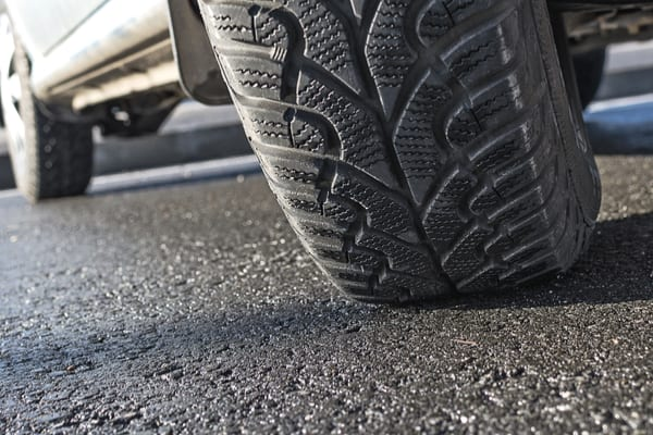 DVSA urged drivers to be aware of the date printed on car tyres which tells you how old it is (Photo: Shutterstock)