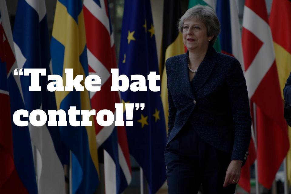 Brexit Halloween jokes shutterstock
