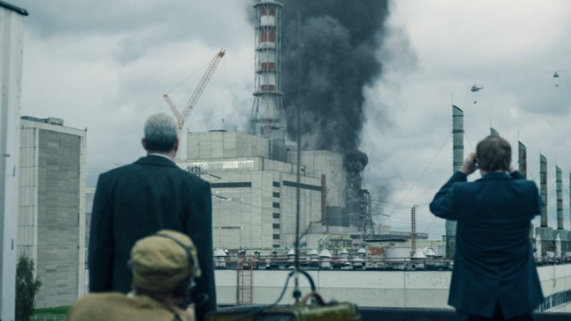 Chernobyl drama depicts acts of heroism and the cover-up after the 1986 nuclear explosion (Sky Atlantic)